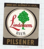 HOLLAND - Lindeboom Bierbrouw Neer - BIER - beer label