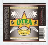 US - Otra Beer Co Gilroy CA - OTRA BEER - beer label