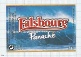 France - Moulineaux, FALSBOURG Panache - beer label