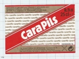 France - CARAPILS  - beer label
