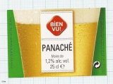 France - PANACHE, Bien Vu ! - beer label